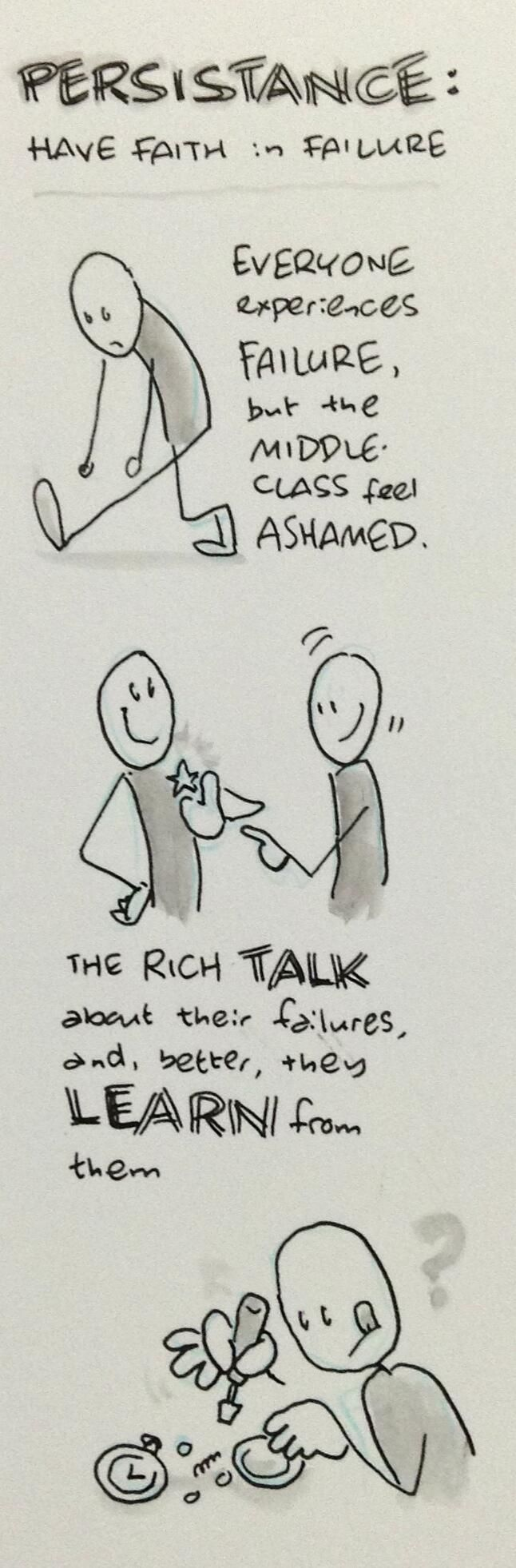Twitter / hamishmacdonald: Pride in failure is a quality ...