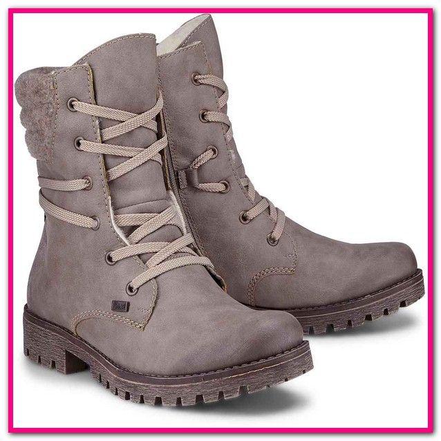 new products e4066 d7682 Winter Stiefeletten Damen Rieker-Rieker 94773 Damen ...