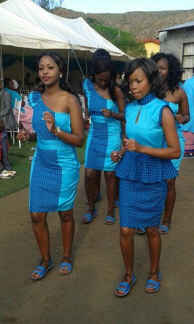 My galz in traditional outfits