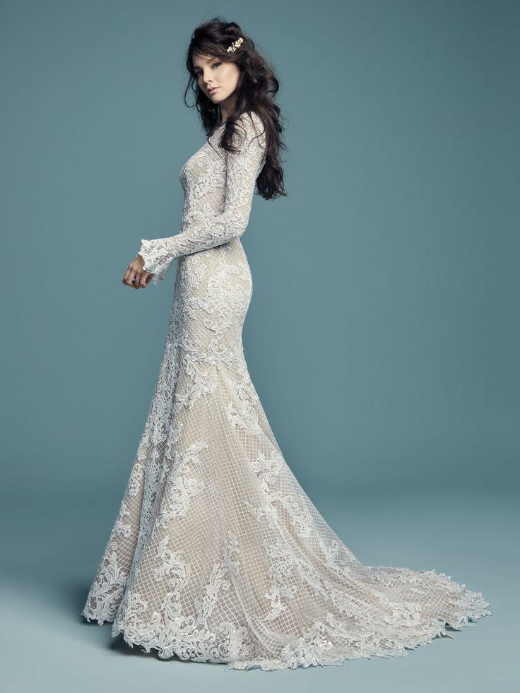 10158 best Wedding Dresses images on Pinterest