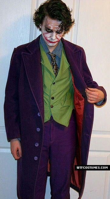 1000 ideas about joker costume on pinterest female