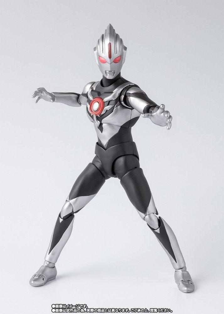 S H Figuarts Ultraman Orb Dark Ultraman Figures Batman Dark