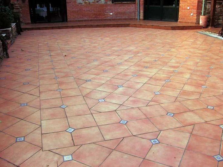 Outdoor tile for floors ceramic polished aldonza - Suelo exterior antideslizante ...