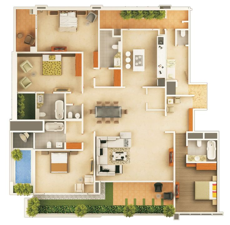 Benefits Of Home Design Software To Design A Room: 25+ Best Ideas About Floor Planner On Pinterest