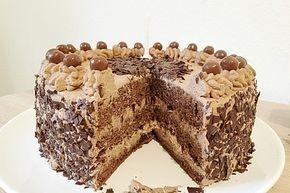 Schokoladen-Sahnetorte – Edgar de Reuter