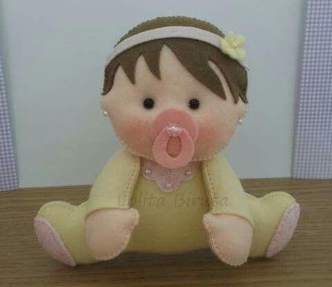 Bebê feltro