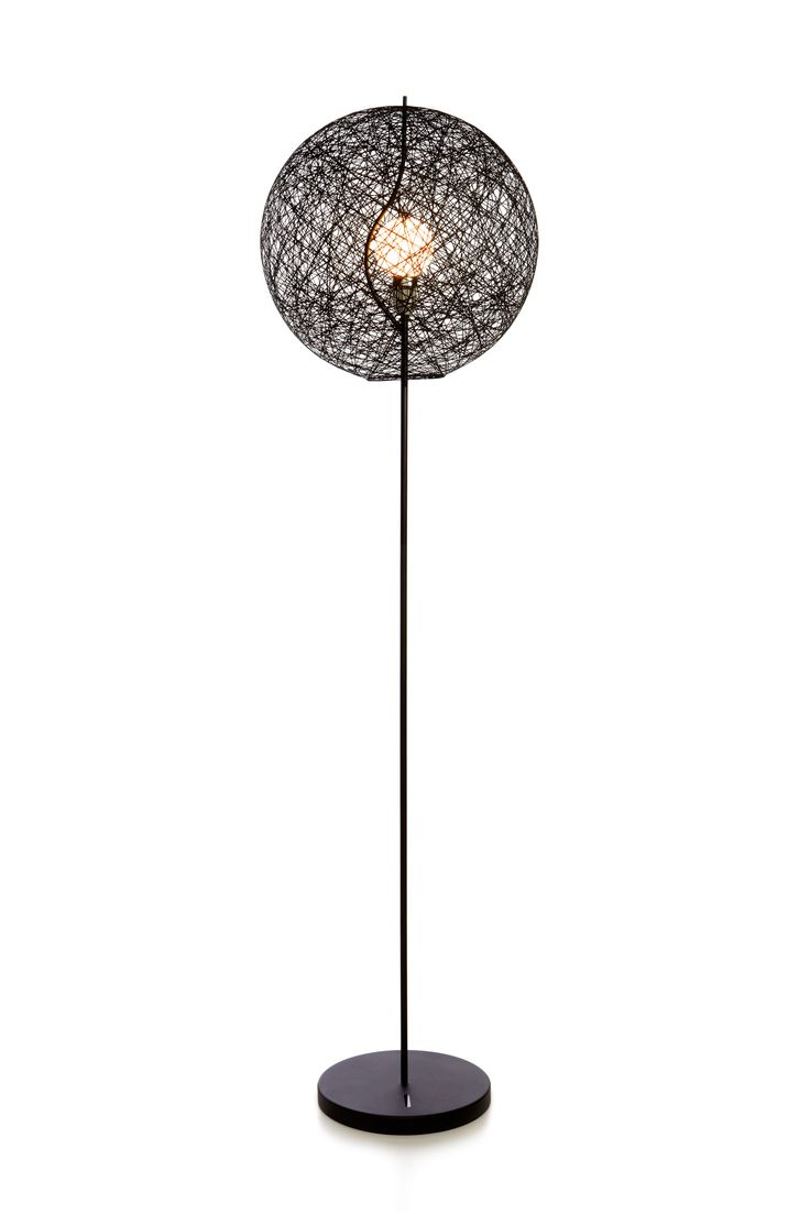 Moooi hang light pendant lamp by marcel wanders stardust - By Bertjan Pot For The First Time The Random Light Stops Drifting And Comes Down To Earth Literally It S The First Floor Lamp Available In The Random Light