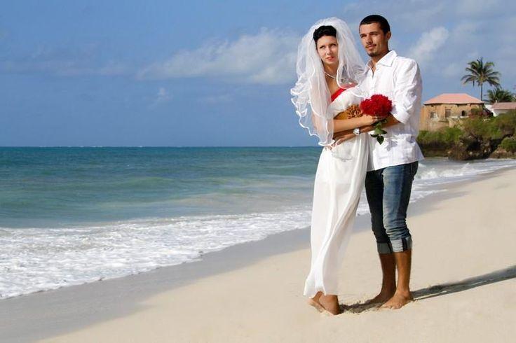 Костюм для свадьбы на пляже