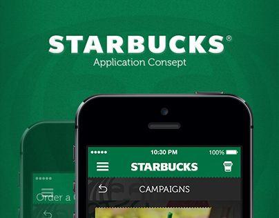 Ознакомьтесь с этим проектом @Behance: «Starbucks Application» https://www.behance.net/gallery/19391477/Starbucks-Application
