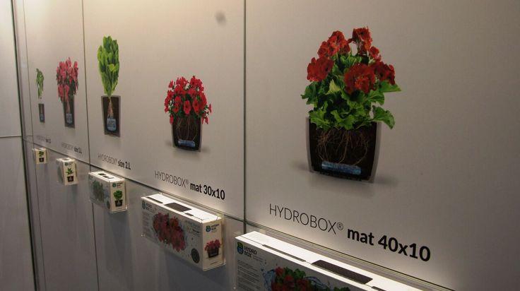 Hydrobox podczas Targów Gardenia 2016  #hydrobox #hydroboxpl #gardenia #gardenia2016 #mtp #targi #ogrod #ogrodnictwo #rosliny #rewolucja #nawadnianie