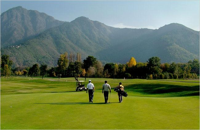 Srinagar Royal Springs Golf Course