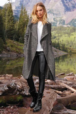 Next Womens Winter Coats - Sm Coats