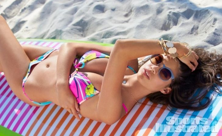 Sara Sampaio Is The SI Swimsuit 2014 Rookie Of The Year
