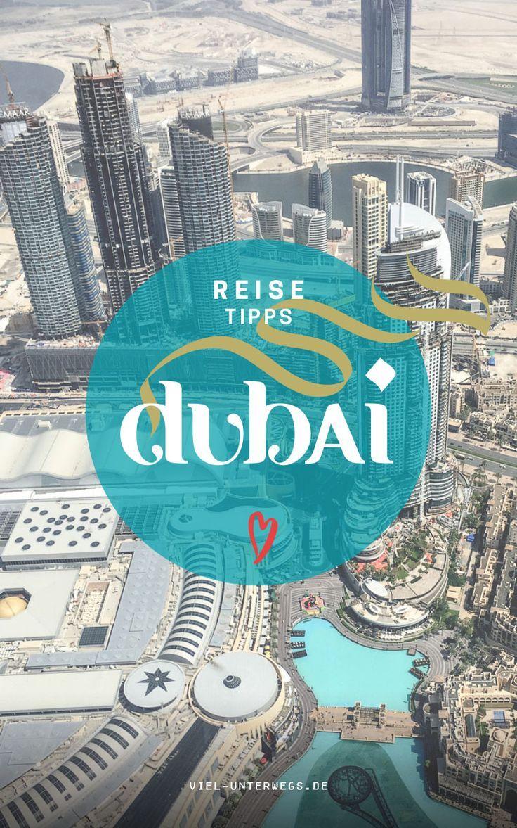 Die besten Dubai Tipps für einen Städtetrip, Stopover oder Urlaub
