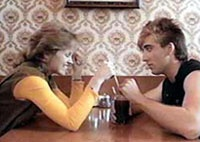 Nicholas Cage and Deborah Foreman in Valley Girl.  Love, Love, Love this movie!