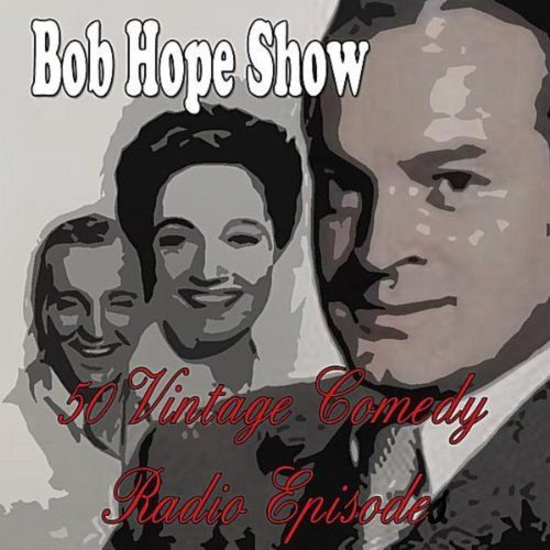 Bob Hope Show 50 Vintage Comedy Radio Episodes >>> Check out the image by visiting the link.