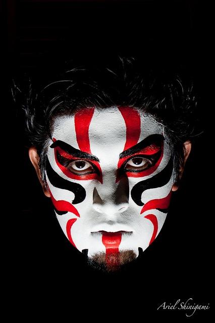 Kabuki by Ariel Shinigami - Fotografo, via Flickr