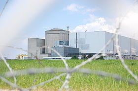 Image illustrative de l'article Centrale nucléaire du Blayais