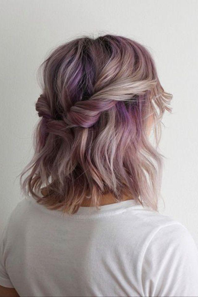 تسريحات شعر قصير مميزة مناسبة لك بمختلف الأوقات Hair Styles Cute Hairstyles For Short Hair Short Hair Styles