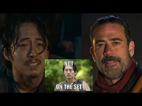 The Walking Dead Season 7 - Negan kills Glenn PROOF - YouTube