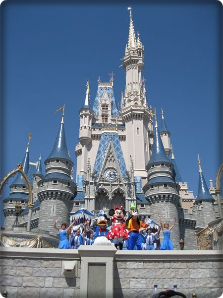 Disney World!  Tips for Surviving!