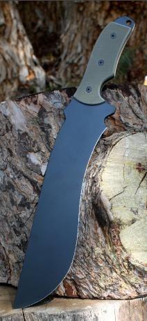 Grayman Knives, Warrior