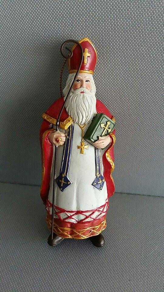 Sinterklaas ornament  (Amerika)