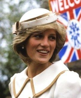May 20, 1983: Princess Diana opens Cranmer House, a care home for the elderly in Canterbury, Kent.