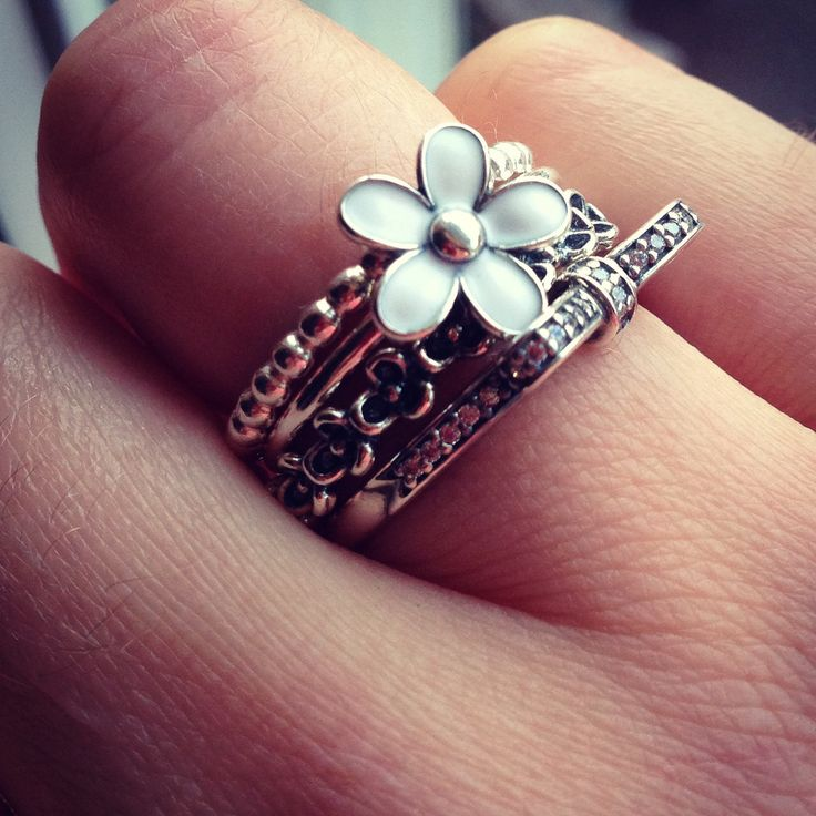 174 Best Images About Pandora Rings On Pinterest