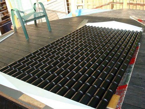 Se chauffer grâce à des canettes de boisson en aluminium : tel est le prototype…