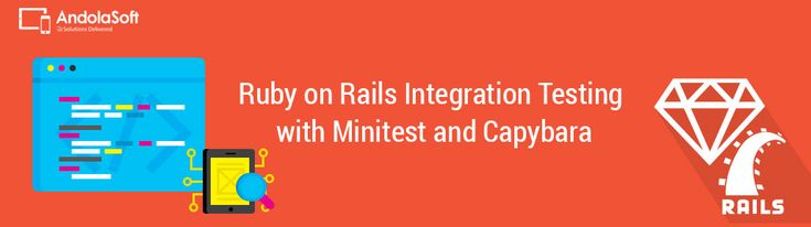 Ruby on Rails Integration Testing with Minitest and Capybara