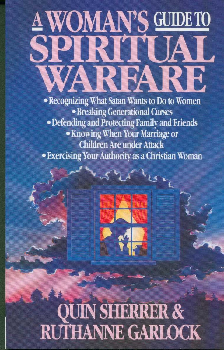 The Biblical Spiritual Warfare Manual is now available