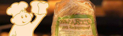 Kleinere porties, dus meer verpakking, meer milieu-impact? Of minder verspilling brood, minder milieu-impact? Kwartje van Brammetje met 5 sneetjes per verpakking. http://brammetjebammetje.nl/brammetje/