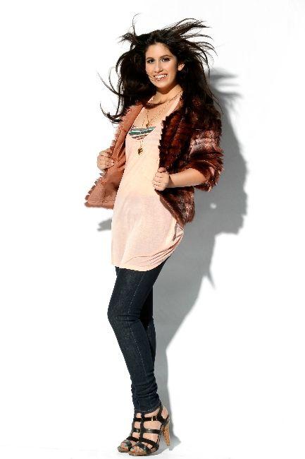 Radics Gigi a Megasztár 6 gyöztese divat modellként is megállná a helyét