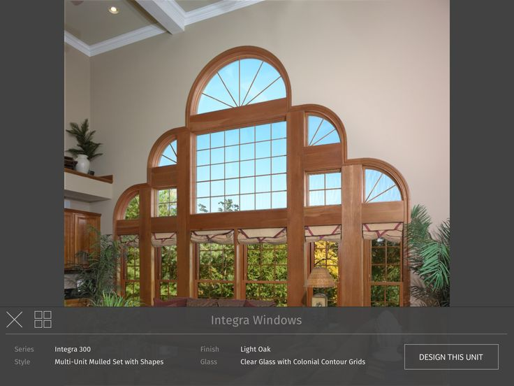 ProVia Offers Many Styles Of Windows, Including Architectural Shapes, That  Turn Your Wall Into A Work Of Art. Use ProViau0027s Home Exterior Design IPad  App ...