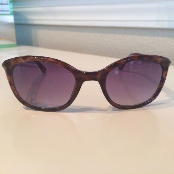 Michael Kors Sunglasses Bridget tortoise shell frame. A slight cat eye   Great for small faces! Discontinued and hard to find. Michael Kors Accessories Sunglasses
