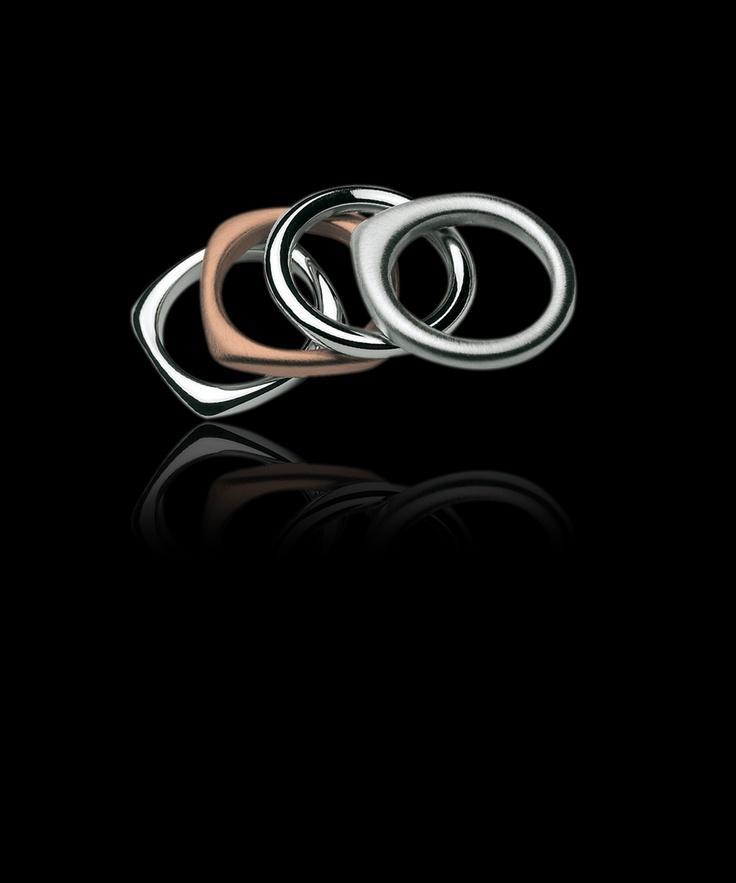 "BREIL - ring - ""Tetra"""