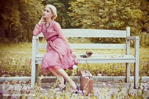 Как одеваться в стиле 40-х годов? - Babyblog.ru
