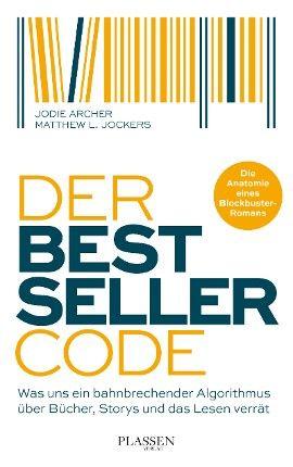 Der #Bestseller #Code . Dieses #Buch, welches bereits Furore in der deutschen #Presse gemacht hat, ist etwas für alle, die #Belletristik #lesen, #verkaufen, #einkaufen, #lektorieren … #Algorithmus entwickelt, der die #Antwort darauf gibt – und der mit 97-prozentiger Genauigkeit vorhersagen kann, welche #Schmöker zu #Bestsellern werden.