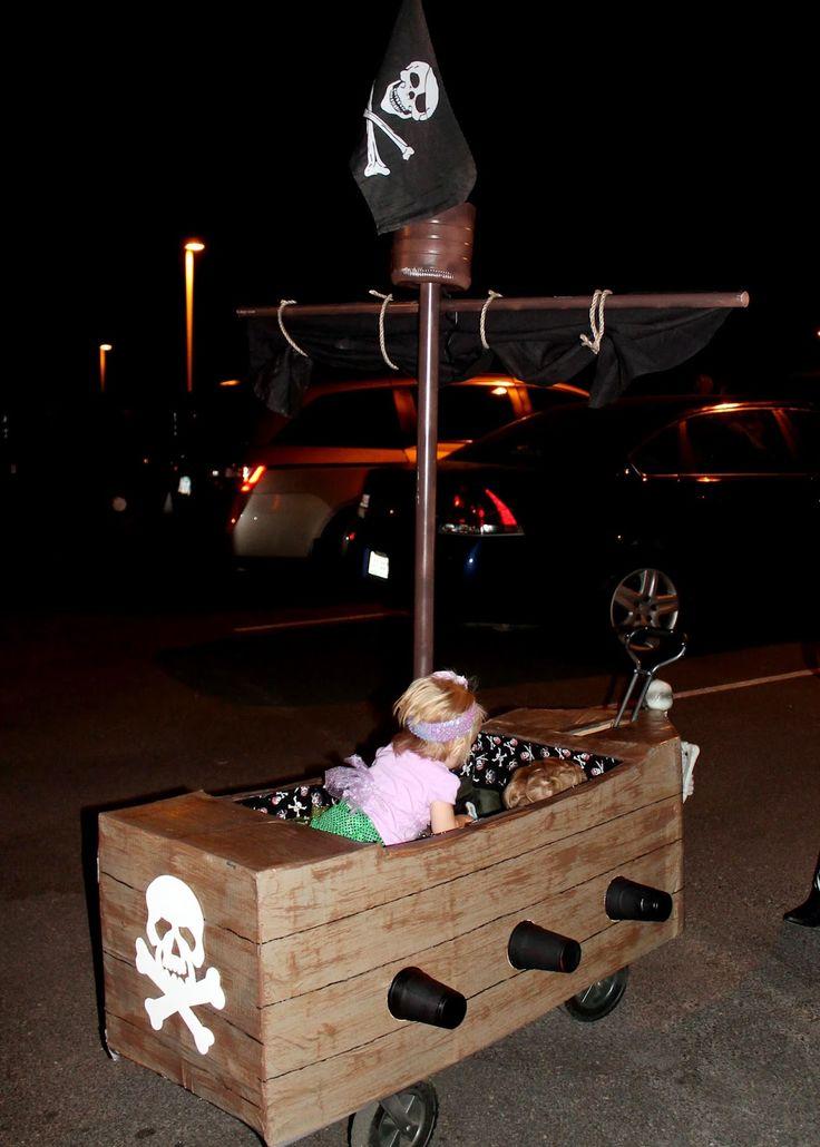Nice mast on wagon