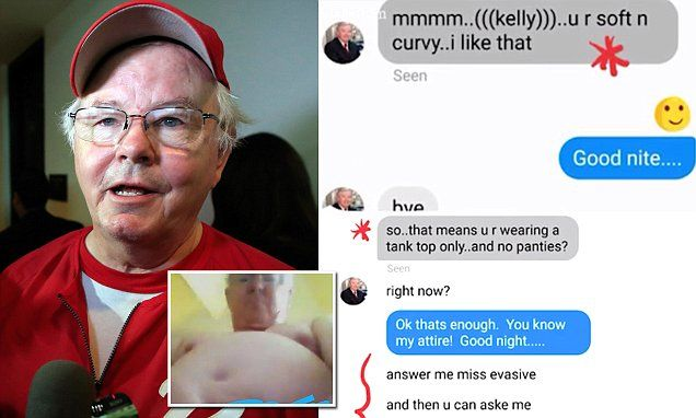 Joe Barton caught sending explicit text messages to woman | Daily Mail Online
