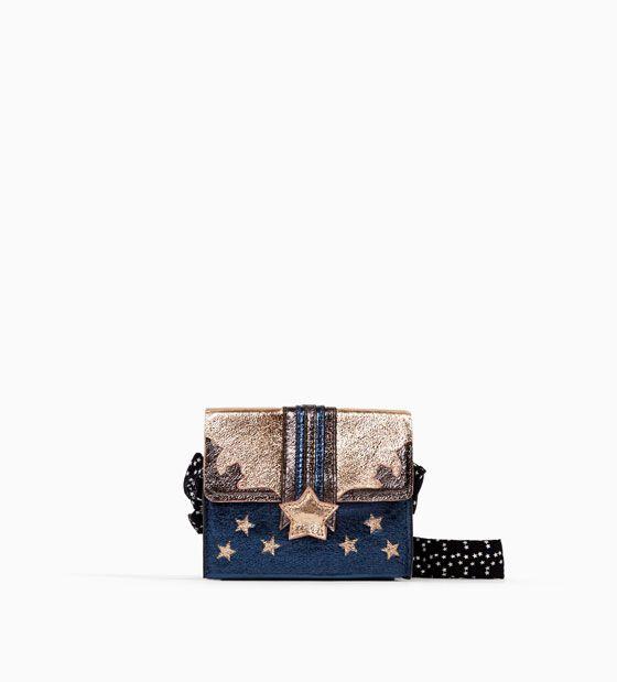 Image 1 of COWGIRL HANDBAG from Zara