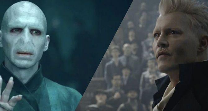 Grindelwald Vs Voldemort Who Is More Villainous Harry Potter Wiki Harry Potter Voldemort
