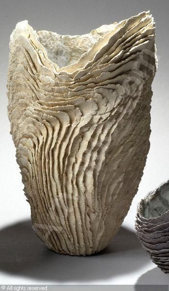 90 best handbuilt ceramics images on pinterest ceramic pottery porcelain and ceramic art - Isabelle leclercq ...
