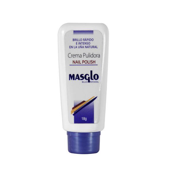 Uñas brillantes nunca antes vistas con la nueva Crema Pulidora de MASGLO