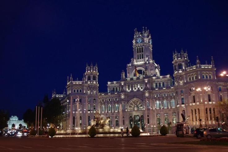 Madrid - Edificio Correos