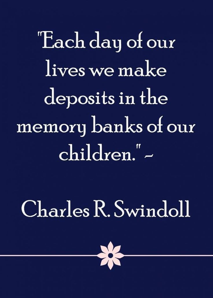 Filling the memory banks of our children is a really important thing to We need to be  mindfully parenting. Take a look at some ways in which we could be more consciously parenting and building our children's self esteem each day with positive parenting refection and action