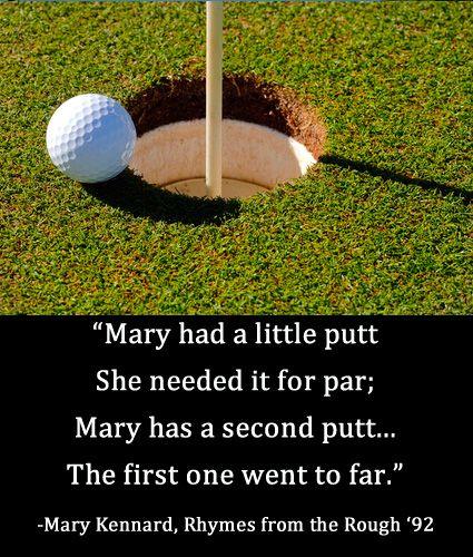 Putting Golf Quotes. QuotesGram