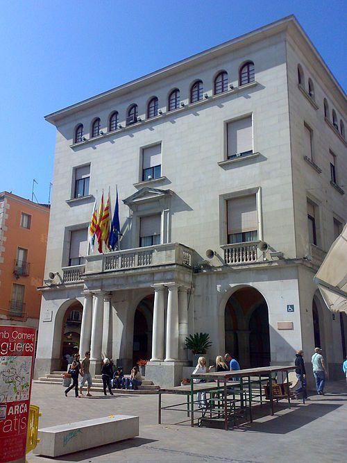 Casa d'a Villa, Figueres - Biquipedia, a enciclopedia libre