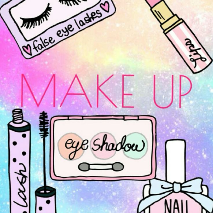 Make up is life